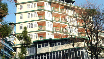 The Himalayan Heights Hotel
