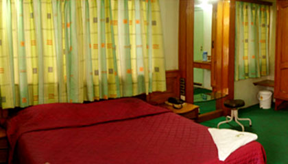 Guest Room - Hotel International